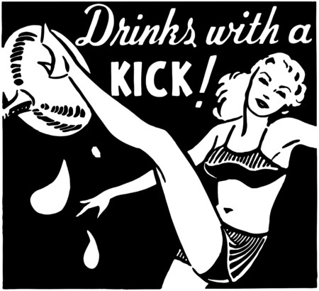 gals: Drinks With A Kick
