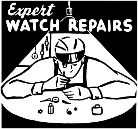 repairs: Expert Watch Repairs