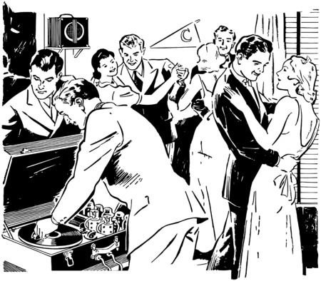 lps: Frat Party