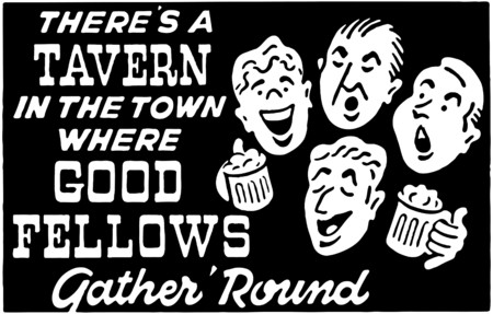Good Fellows Vector