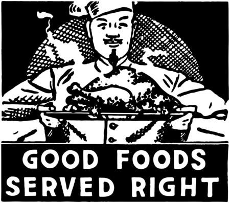 dinners: Good Foods Served Right