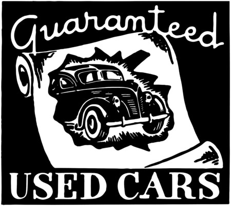 headings: Guaranteed Used Cars