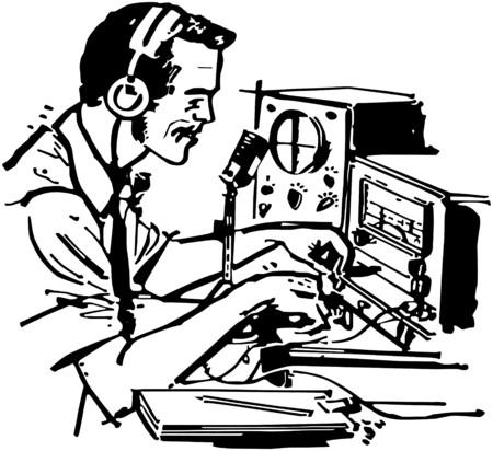 アマチュア無線のオペレーター