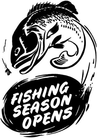headings: Fishing Season Opens
