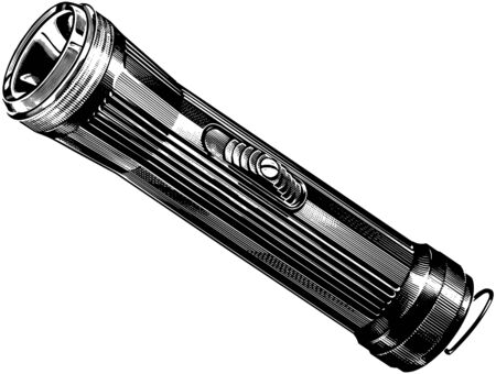 Flashlight Ilustrace