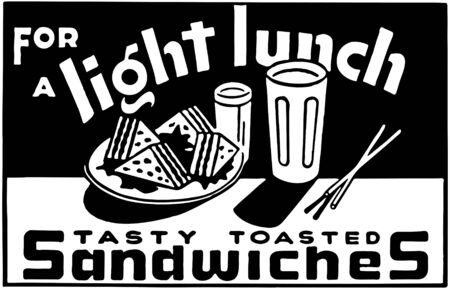 dinners: For A Light Lunch 2