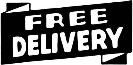 scalable: Free Delivery Illustration