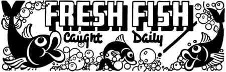 Fresh Fish Vector