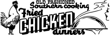 dinners: Fried Chicken Dinners