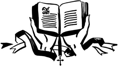 9 739 open bible cliparts stock vector and royalty free open bible