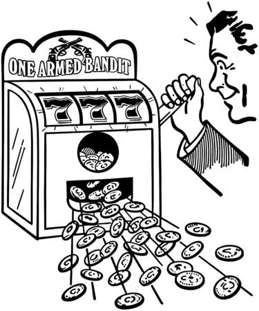 wealthy man: Hitting The Jackpot