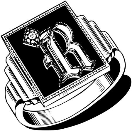 mens: Insignia Ring