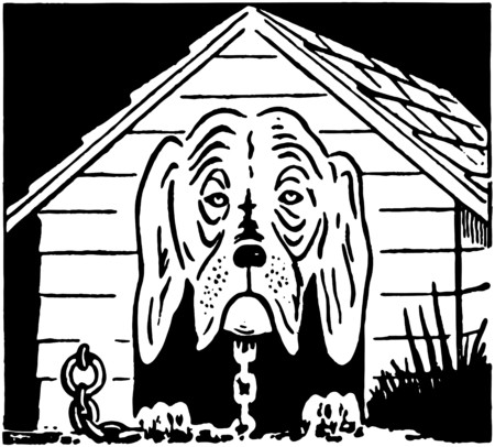 mutts: In The Doghouse