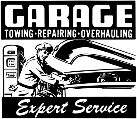 refills: Garage Expert Service