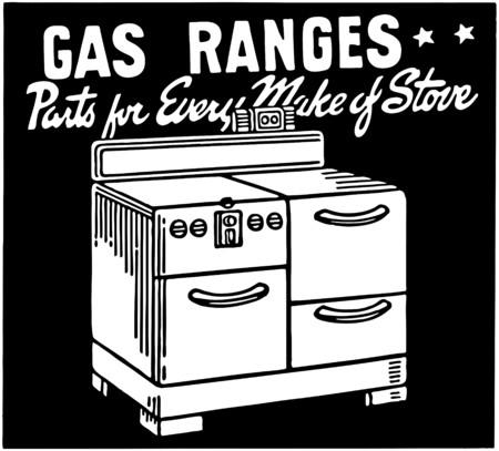 ranges: Gas Ranges