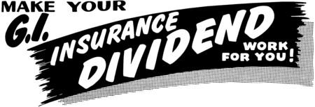 headings: GI Insurance Dividend Ad
