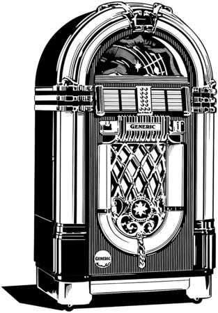 Jukebox 2 Vector