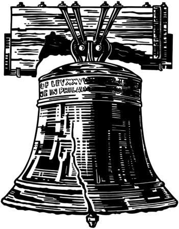 Liberty Bell Illustration