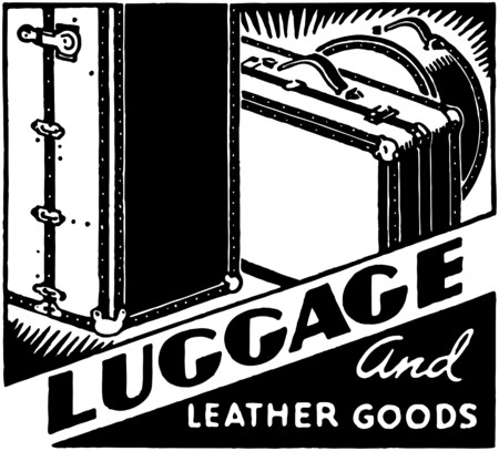 leather goods: Luggage And Leather Goods