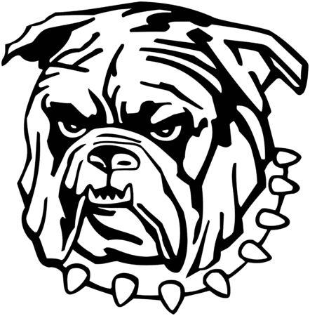 Mean Bulldog