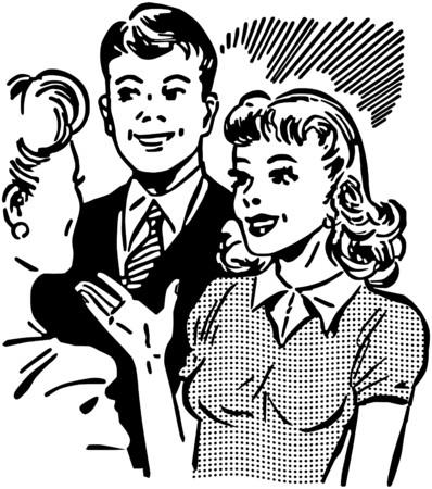 romantic: Meeting The Boyfriend