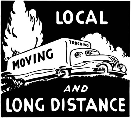 long distance: Moving