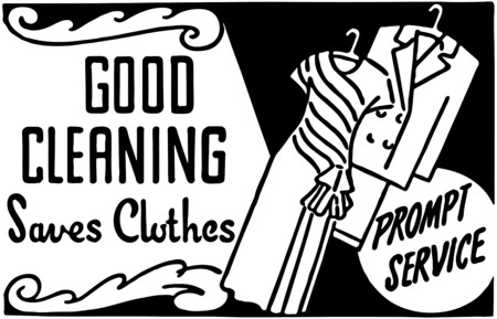 Good Cleaning 2 Vector