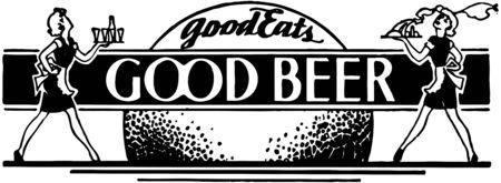 eats: Good Eats Good Beer