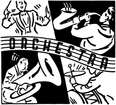 jazz club: Orchestra