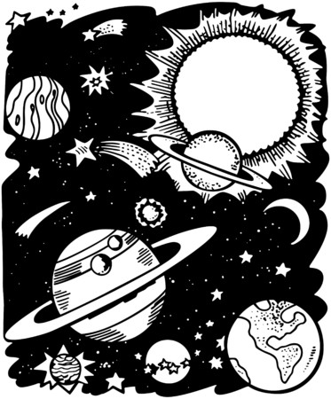 future advertising: Outer Space