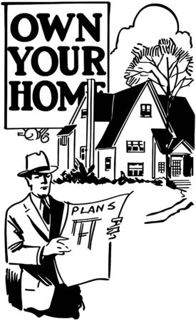 homeowners: Own Your Home 3 Illustration