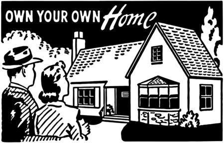 Own Your Own Home 3 Vector