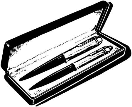 literature: Pen Set