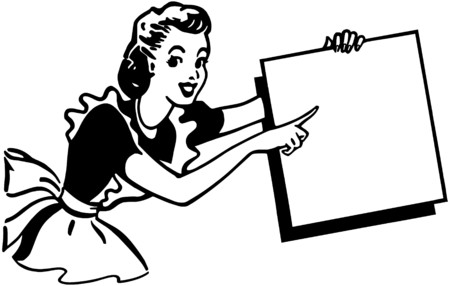 homemakers: Pointing Lady