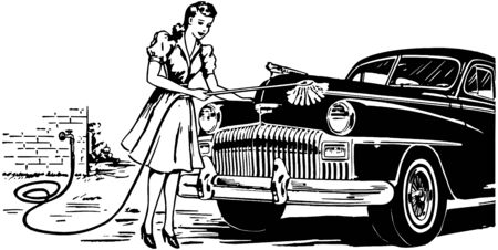ハンド洗車