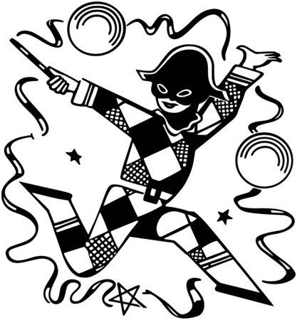 harlequin: Harlequin Jester