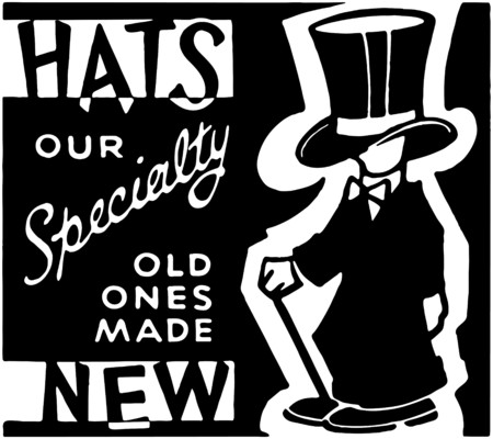 specialty: Hats Our Specialty