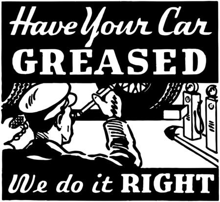 Uw Auto Greased