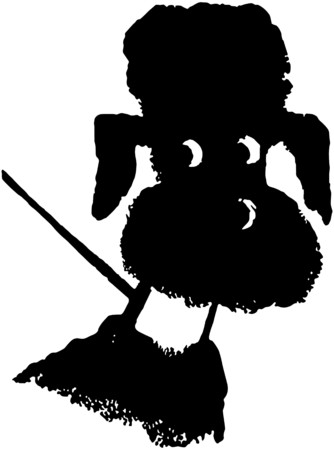 francais: Henry The Poodle