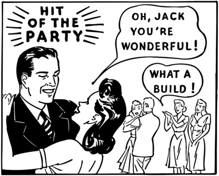 galas: Hit Of The Party