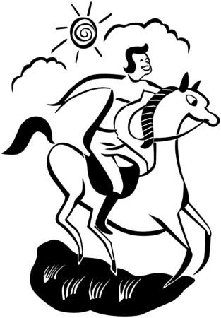 gals: Horseback Rider