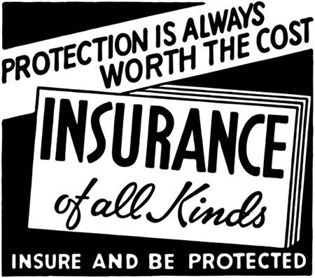 Insurance Of All Kinds 2 Illustration