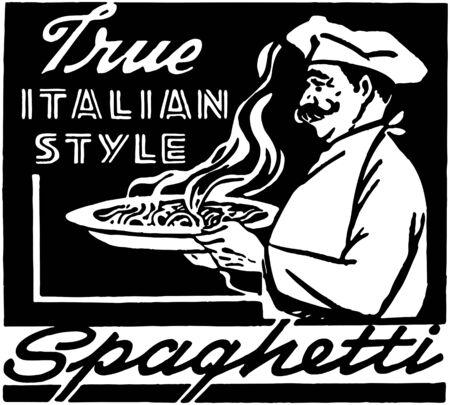 Italian Style Spaghetti