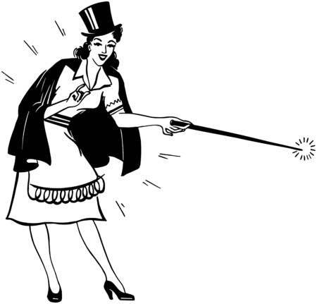 homemakers: Lady Magician