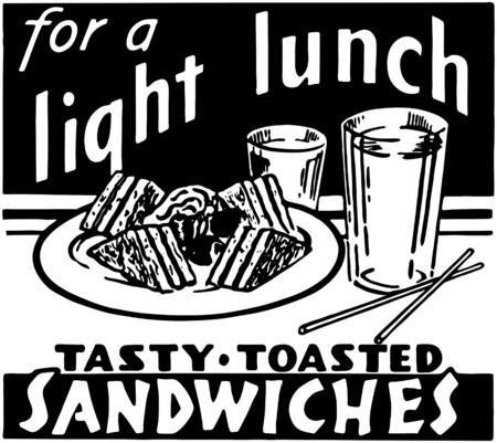 dinners: Light Lunch