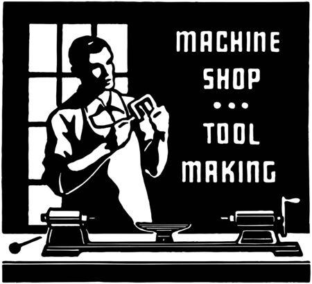 m�quina: Machine Shop