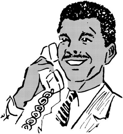 blacks: Man On The Phone 3