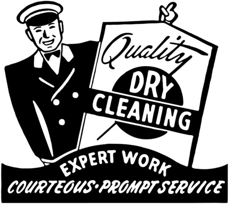 Quality Dry Cleaning Royalty Free Cliparts Vectors And Stock
