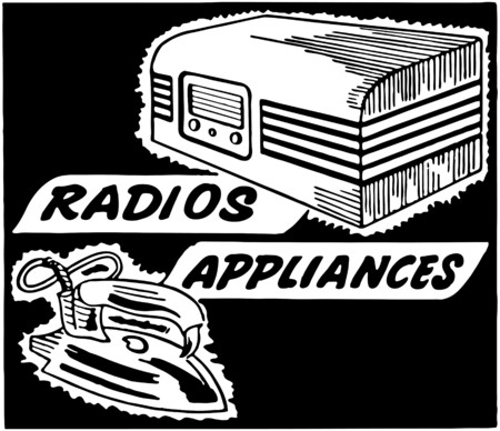 appliances: Radios Appliances