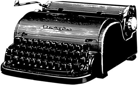 literature: Remington Typewriter